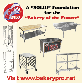 Bakery Pro® - A Solid Foundation for the Bakery of the Future