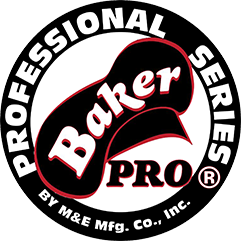 Commercial Bakery Racks: Baker Pro Professional Series Logo