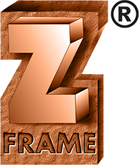 Commercial Bakery Racks: Z-FRAME® Nesting Racks Logo